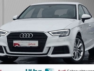 gebraucht Audi A3 Sportback 2.0 TDI S line*Sitzhzg*