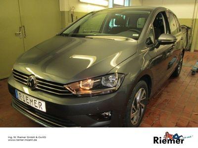 gebraucht VW Golf Sportsvan Sound 1.6 TDI Automatik