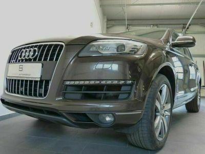 gebraucht Audi Q7 3.0 TFSI quattro Xenon Bose Kamera 20-Zoll