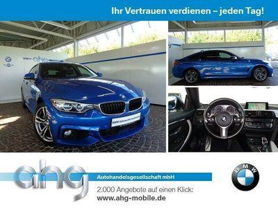 gebraucht BMW 435 Gran Coupé d xDrive Sport-Aut. Navi AHK Sitzheizung Xenon