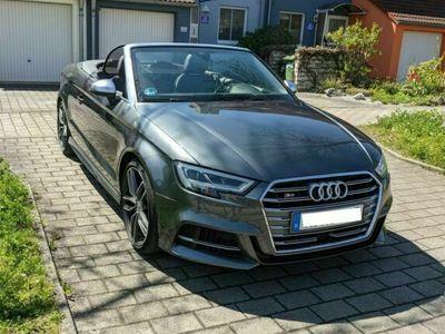 gebraucht Audi S3 Cabriolet S tronic - ACC, B&O, Keyless, Garantie