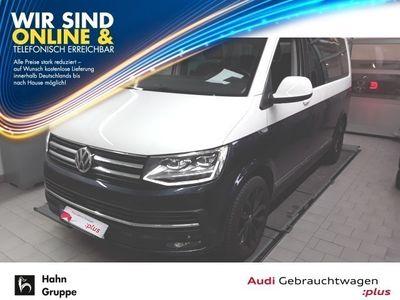 gebraucht VW Multivan T62.0TDI EU6 4Mot DSG LED Navi ACC AHK