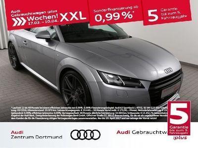 gebraucht Audi TT Roadster TT Roadster 2.0TDi S line/S-Sitze/LED/DAB (Navi)