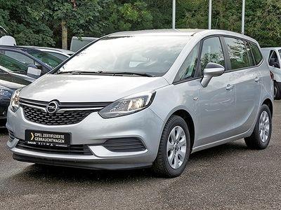 gebraucht Opel Zafira Edition Start Stop 1.6 CDTI LED-Tagfahrli