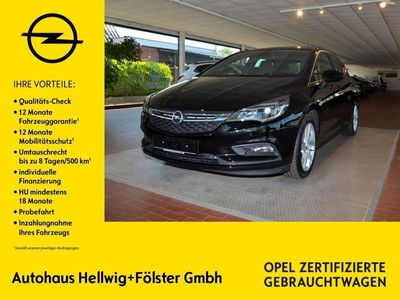 gebraucht Opel Astra 1.6 SIDI Turbo Dynamic