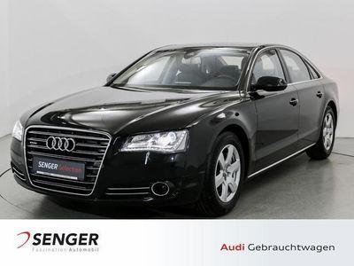 gebraucht Audi A8 3.0 TDI quattro,ACC Standheiz. BOSE Tempolim.
