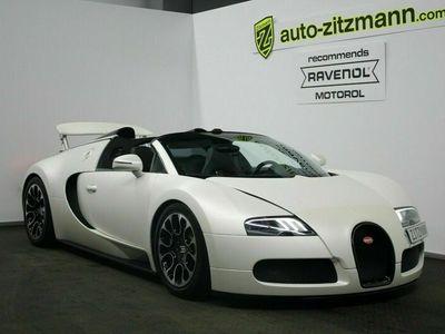 gebraucht Bugatti Veyron Grand Sport Sang Blanc 1 of 1