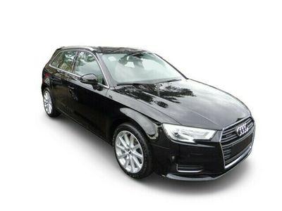 gebraucht Audi A3 Sportback A3 DESIGN TDI S-TRONIC *QUATTRO* +NAVI