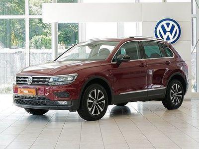 gebraucht VW Tiguan IQ.DRIVE 2.0TDI DSG 4MOT LED°Pano°AHK°Kamera°Park
