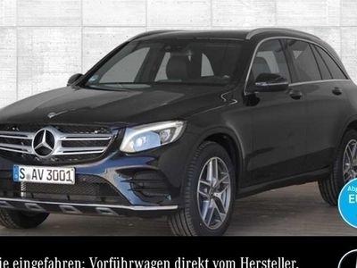 gebraucht Mercedes GLC250 4M AMG Pano Sportpak ILS LED AHK Kamera