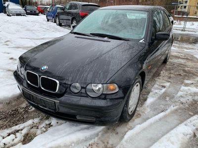 gebraucht BMW 316 Compact Baureihe 3 316ti