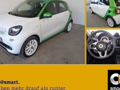 gebraucht Smart ForFour Electric Drive passion/Cool&Mediap.