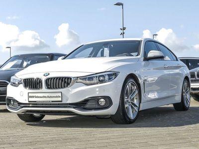 gebraucht BMW 420 Gran Coupé 4er i Sport Line