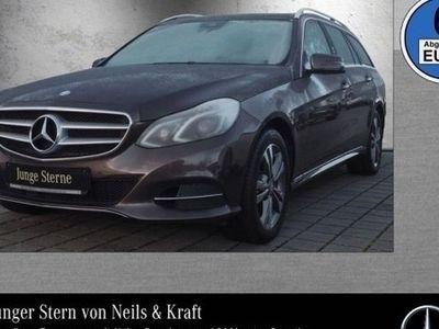 gebraucht Mercedes E250 AVANTGARDE+S DACH+LED ILS+COMAND+MEMORY+