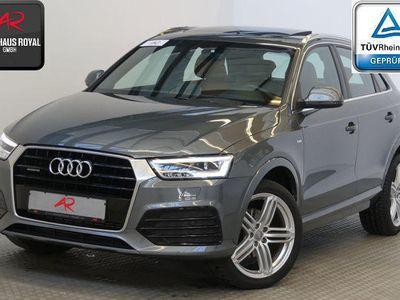 käytetty Audi Q3 2.0 TFSI qu S LINE EXCLUSIVE,PANO,KLAVIERLACK