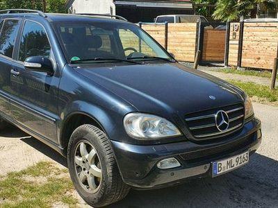 gebraucht Mercedes ML500 M-KlasseLPG Gasanlage