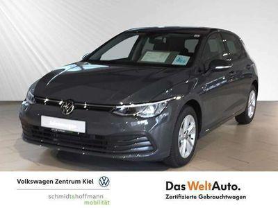 gebraucht VW Golf VIII Life 1.5 TSI LED+SITZHZ+KLIMA+PDC