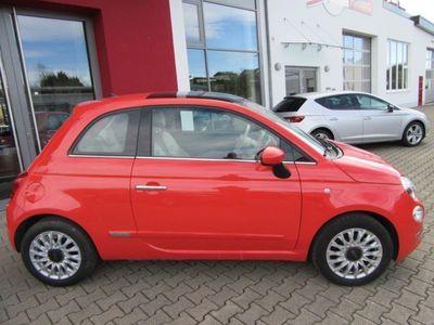 gebraucht Fiat 500 1.2 Lounge * Parktronic * Panormadach Glas