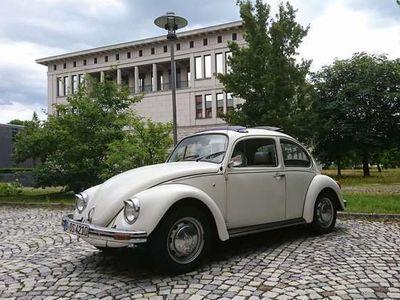 gebraucht VW Käfer Bj. 1994, mit Faltschiebedach, Tüf 7/21