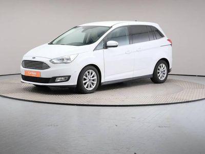 gebraucht Ford C-MAX 2.0 TDCi Aut. Titanium AHK Navi Winter