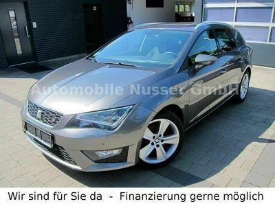 gebraucht Seat Leon ST FR 2,0TDI 110kw DSG LED Navi DrivingMode