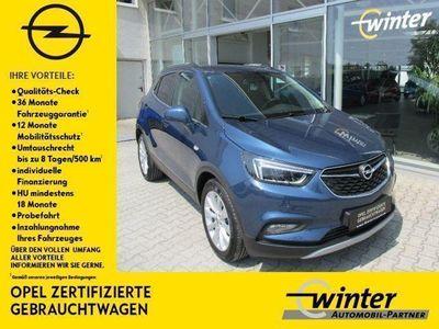 gebraucht Opel Mokka X INNOVATION 1.4l Turbo 140 PS AWD