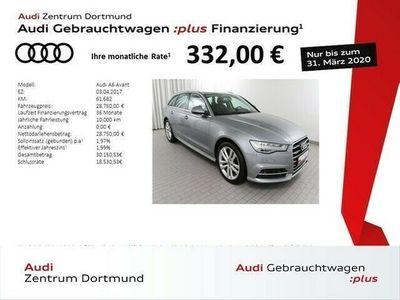 gebraucht Audi A6 Avant 2.0 TDI qu. S line/LED/Pano/Bose Panodach
