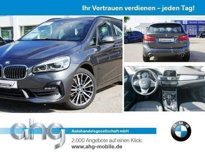 used BMW 220 Active Tourer i Steptronic DCT Advantage PDC