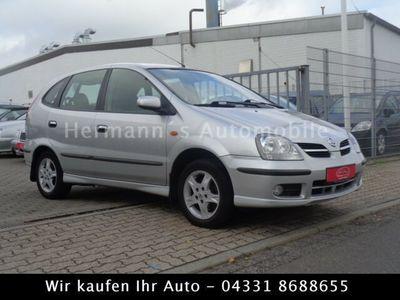 käytetty Nissan Almera Tino acenta PLUS 1.8 *Klima* TÜV 09/20*
