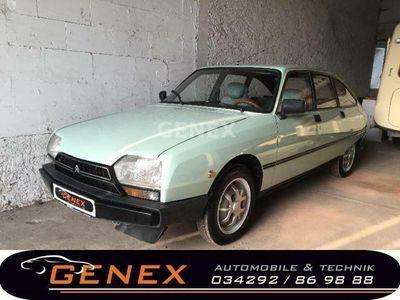 """gebraucht Citroën GSA Pallas """"DDR"""""""