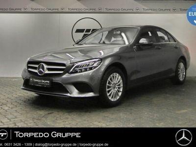 gebraucht Mercedes C200 D LED+SHD+KAMERA+KEYLESS+PTS+KLIMA+Regense