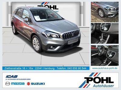 gebraucht Suzuki SX4 S-Cross 1,4 4X4 Comfort LED/Tempomat/Kamera