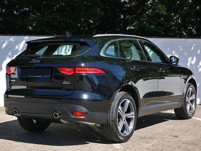 gebraucht Jaguar F-Pace 30d AWD Prestige *InControl Pro + Connect