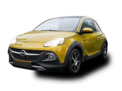 gebraucht Opel Adam Rocks 1.0 FSE USB KLIMA PDC INTELLILINK EU6