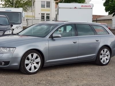 gebraucht Audi A6 3.0 TDI quattro*Xenon*Tem+s line.*Leder*AHK*