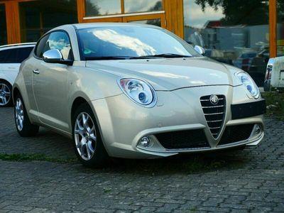 gebraucht Alfa Romeo MiTo Turismo Klimaautomatik Xenon Tempomat ab 1,