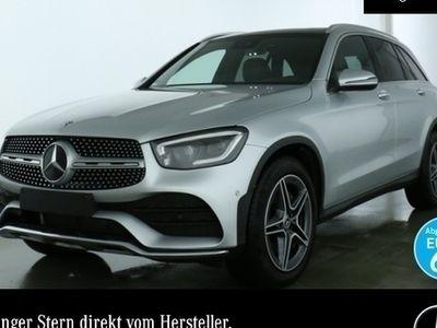gebraucht Mercedes GLC300 d 4M AMG Pano Multibeam AHK Keyl-GO Sitzh