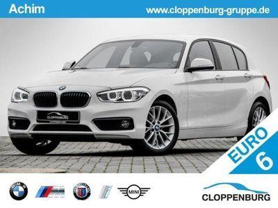 used BMW 118 d 5-Türer