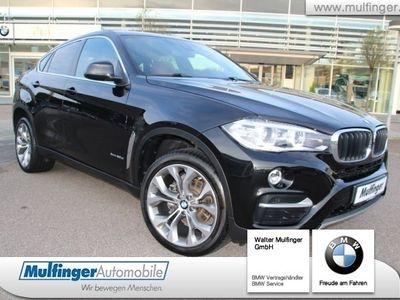 gebraucht BMW X6 xDrive30d HUD Xenon PDC HiFi Temp. Driv. Ass.
