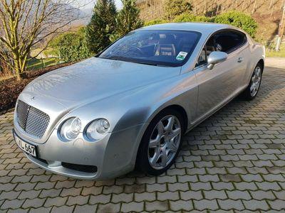 gebraucht Bentley Continental GT *RECHTSLENKER*