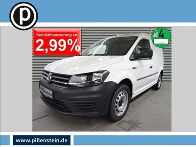 gebraucht VW Caddy Maxi TDI KASTEN KLIMA+PDC+MEDIA+FLÜGELTÜR