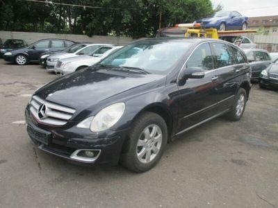 gebraucht Mercedes R280 R 280CDI lang VOLLLLLLLLLL