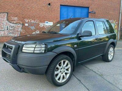 gebraucht Land Rover Freelander Klima TÜV AHK Allrad