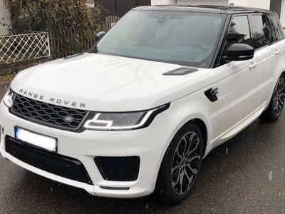 gebraucht Land Rover Range Rover Sport SDV6 HSE Dynamic 1.HD Pano Matrix LED SH