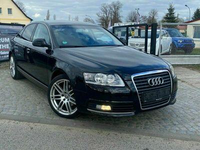 gebraucht Audi A6 Lim. 2.0 TDI *FACELIFT*EURO 5* als Limousine in Berlin-Schönefeld