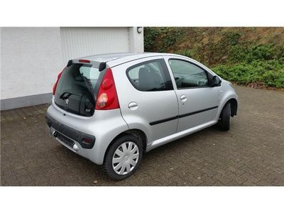 gebraucht Peugeot 107 / Filou /Klima /5 Türer/70000Km