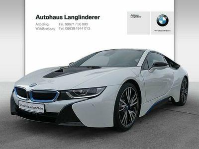 gebraucht BMW i8 Coupé A EU6 NP 153.220,-
