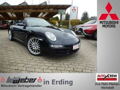 gebraucht Porsche 911 Carrera Cabriolet 997 3.6 BOSE NAVI SHZ