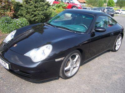 gebraucht Porsche 911 Targa Navi Xenon Tiptronic Auspuff zuschaltb