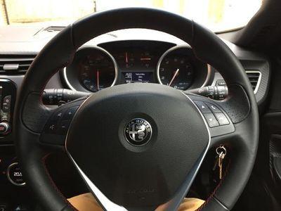 gebraucht Alfa Romeo Giulietta 1.4 TB 16V Multiair TCT Super